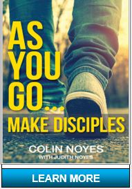 As You Go: Make Disciples (Hard Copy)